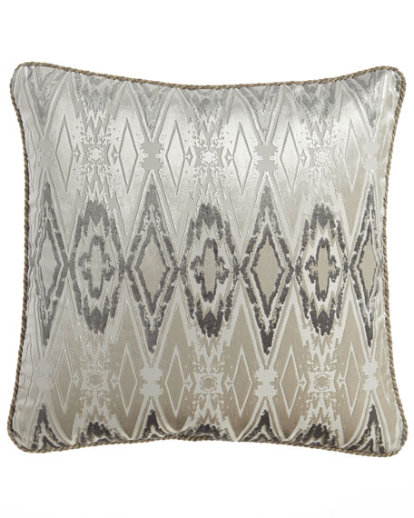 European Ethos Diamond-Pattern Sham