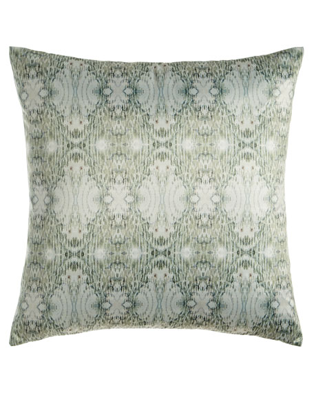 Poetic Pillow Mint Persuasion Pillow, 23