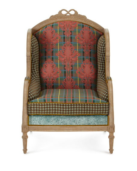 Inverness Wing Chair
