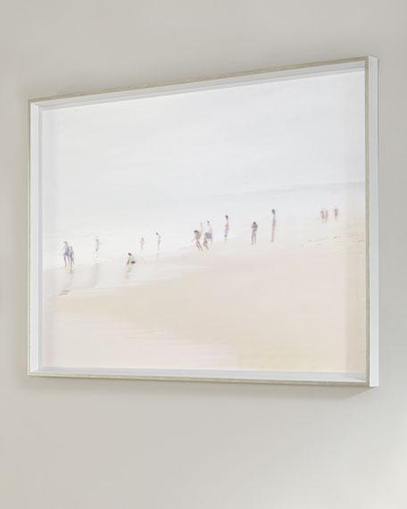 """Beach Scene"" Giclee"