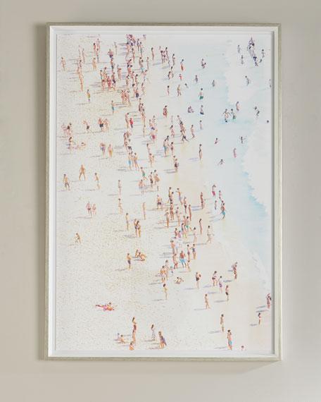"""Summer Bay"" Giclee"