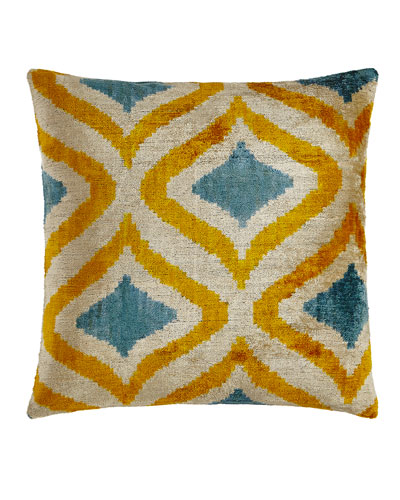 Throw Pillows Neutral : Luxury Decorative Pillows at Neiman Marcus