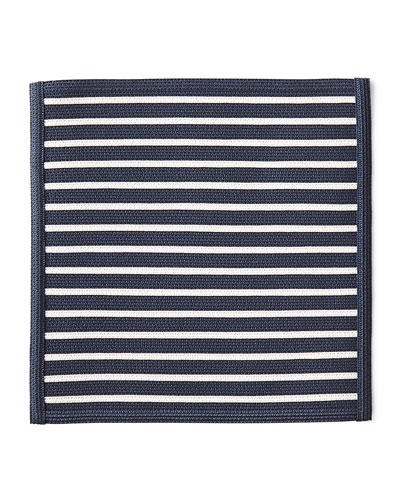 Awning Stripe Square Placema