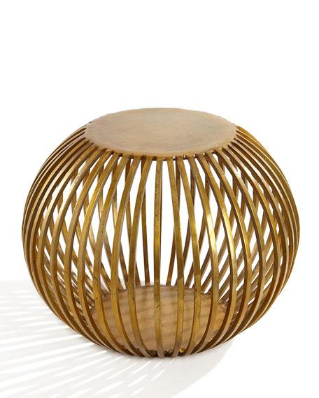 Della Round Side Table