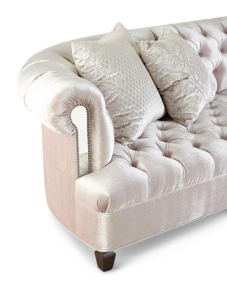 Mia Tufted Sofa
