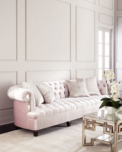 Mia Tufted Sofa