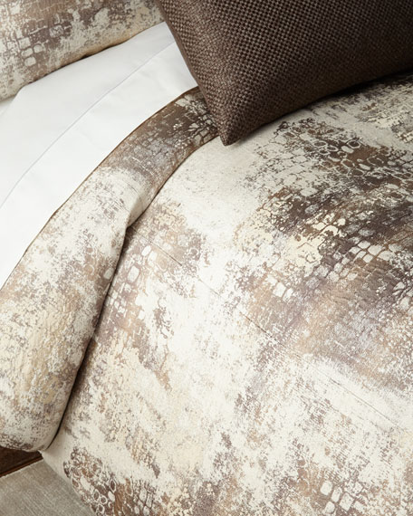 Fino Lino Linen & Lace Soho Bedding