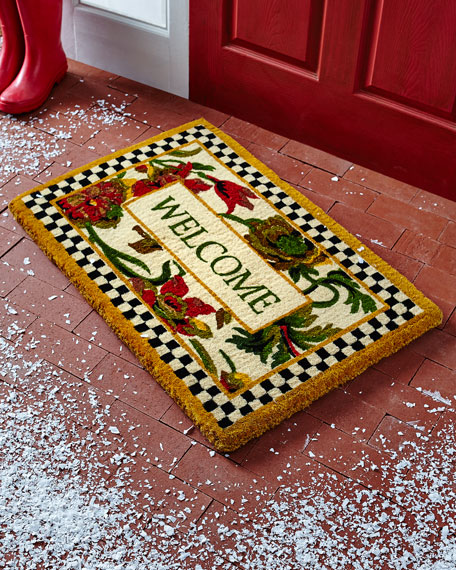 Everlasting Welcome Doormat