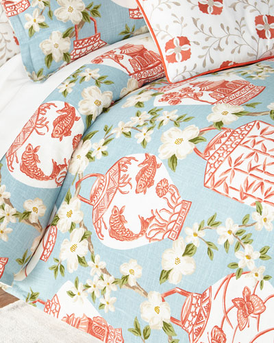 King Mikado Duvet Cover