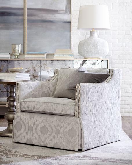 Hubie Swivel Chair