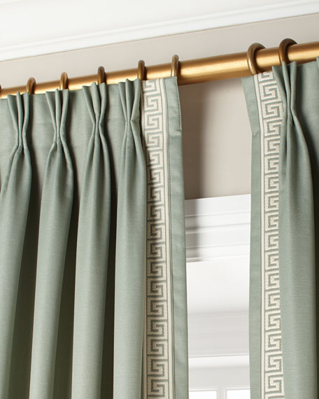 Designer Window Panels luxury curtains & curtain hardware at neiman marcus