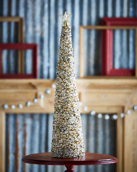 MacKenzie-Childs Precious Metals Tree, 30