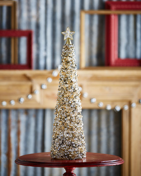 MacKenzie-Childs Precious Metals Tree, 24