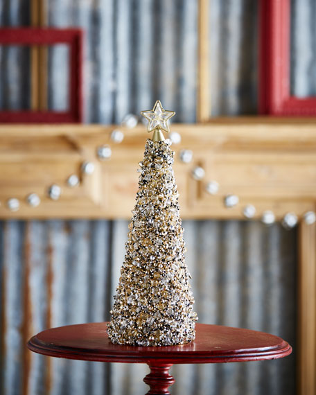 MacKenzie-Childs Precious Metals Tree, 18