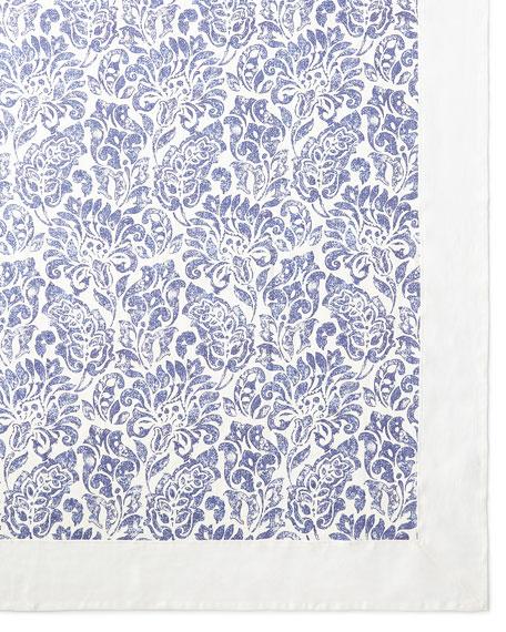 "Santorini Tablecloth, 70"" x 128"""