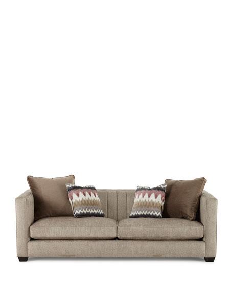 Hank Channel-Tufted Sofa