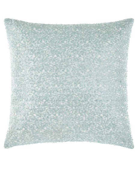 Glaze Sequin Decorative Pillow