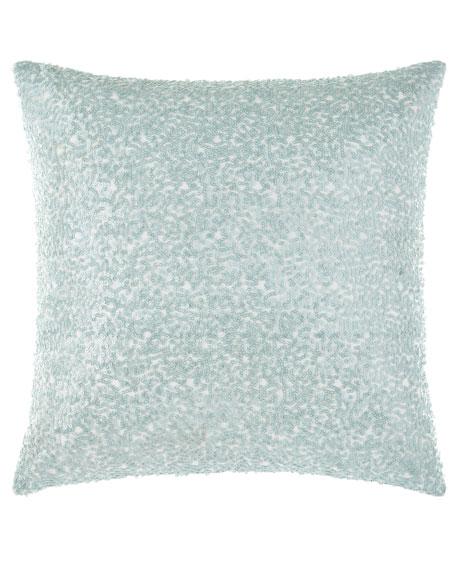 Pine Cone Hill Glaze Sequin Decorative Pillow