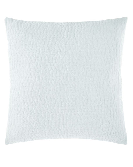 Pine Cone Hill Seychelles Quilted European Sham