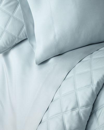 Silken Solid Standard Pillowcases