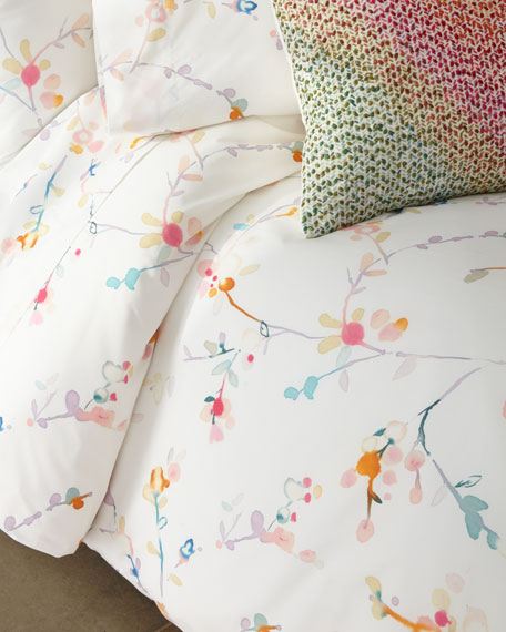 Full/Queen Blossom Duvet Cover