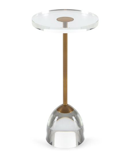 Ellen Acrylic Side Table