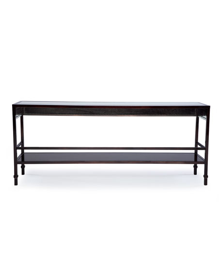 Minks Metal Console Table