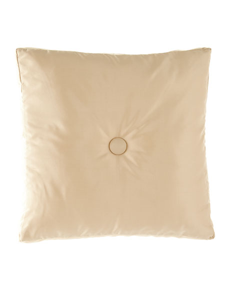 Dian Austin Couture Home Circumference Silk Pillow with