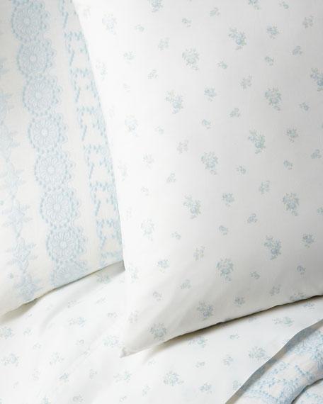 Petite Bouquet King Pillowcase Pair