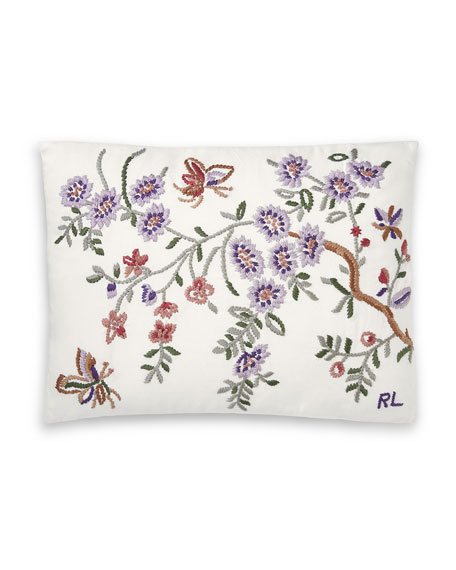 "Warrington Decorative Pillow, 12"" x 16"""