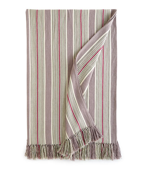 Northward Stripe Throw