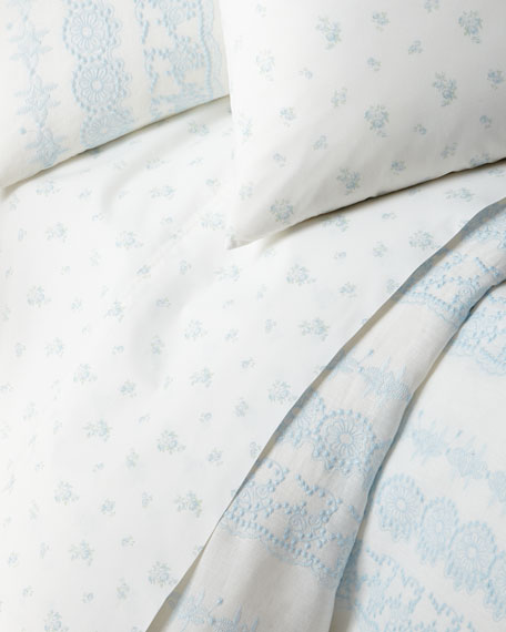 Petite Bouquet Full Fitted Sheet