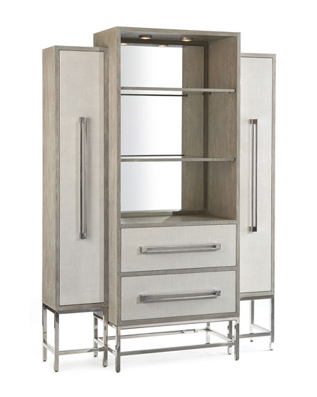 Zabrina Lighted Cabinet