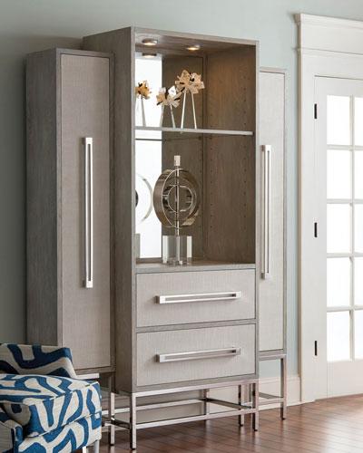 Zabrina Lighted Cabinet
