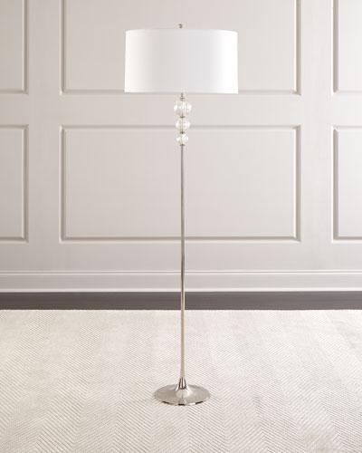 Triple Ball Floor Lamp