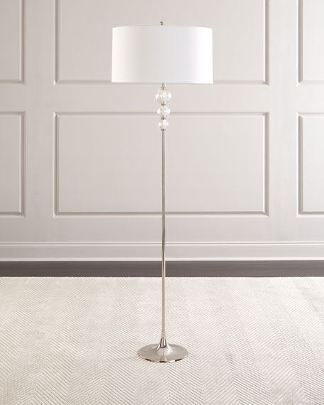 Triple Ball Floor Lamp