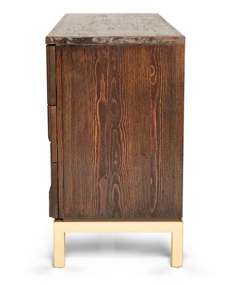 Chocolate Truffle Dresser