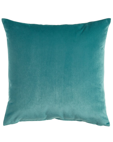 Eastern Accents Nellis Caribbean (Teal) Pillow