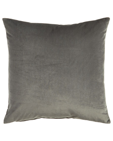 Eastern Accents Nellis Dolphin (Gray) Pillow