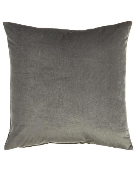 Nellis Dolphin (Gray) Pillow