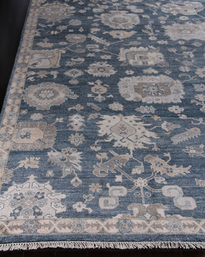 Kira Hand-Knotted Rug  10' x 14'