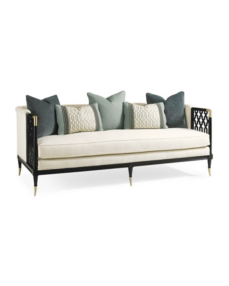 Anya Lattice Sofa