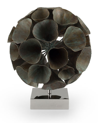 Fantasy Pod Sculpture — Limited Edition of 50