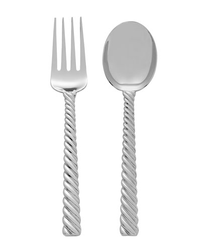 Twist Serving Set