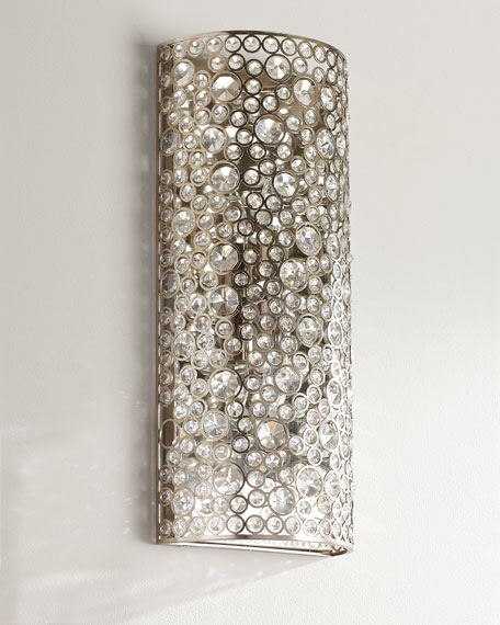 Jeweled Sconce