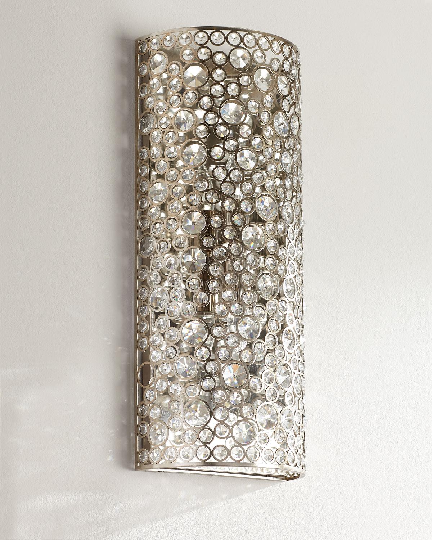Jeweled Sconce Neiman Marcus