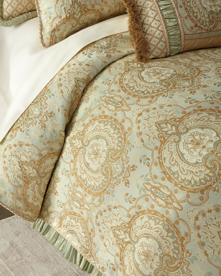 Dian Austin Couture Home Queen Louise Duvet Cover