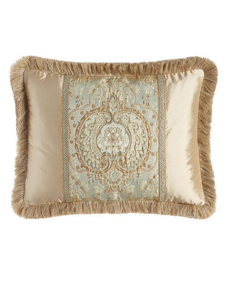 LOUISE DAMASK KING SHAM WITH