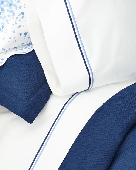 Two Standard Essex Pillowcases