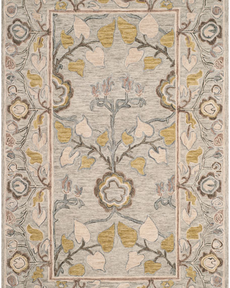 Rainer Hand-Tufted Rug, 8' x 10'